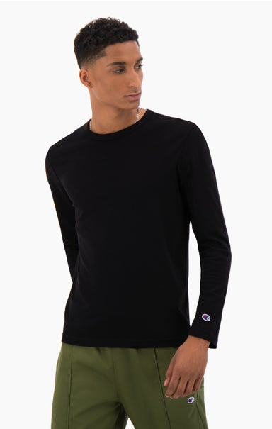 Long Sleeve Reverse Weave Top