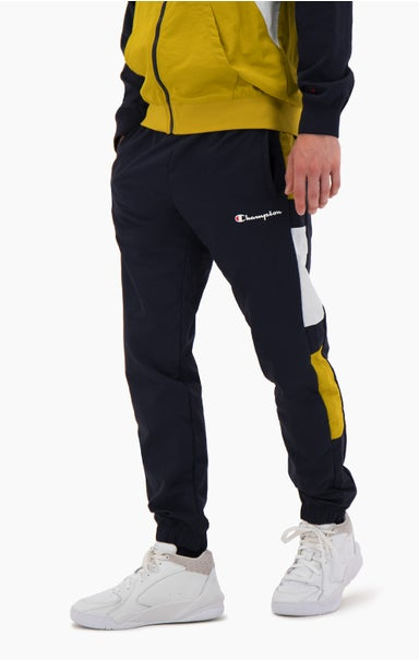 Colour Block Tracksuit Pants