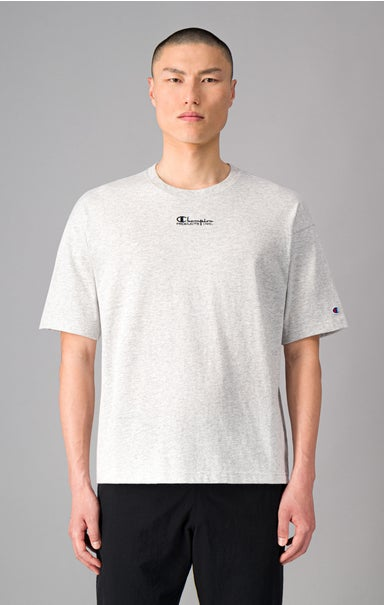 Champion Products Inc. Logo Back T-Shirt