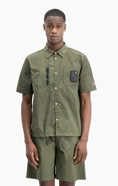 Utility Short Sleeve Ripstop Shirt