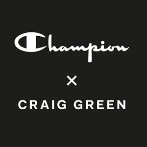 Champion x Craig Green